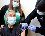 加州疫苗接种率高的县 中共病毒传播迅速
