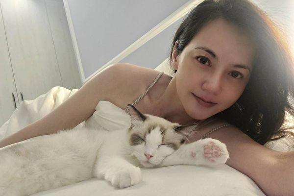 简沛恩懒理IG经营 为家猫开设账号性情大变