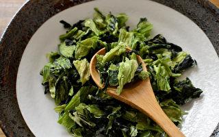 随手做好常备菜:搓盐蔬菜(1)