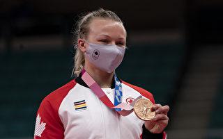 【東京奧運】加拿大歷史性首獲女子柔道銅牌