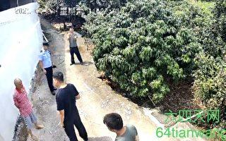 中共禁公职人员转发洪灾信息 维权人被告诫