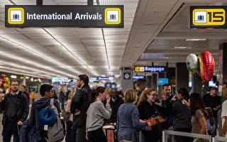白宮:美國暫保持COVID-19國際旅行限制