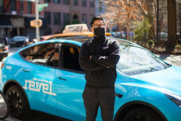 Revel出租車下週上路 叫板Uber、 Lyft