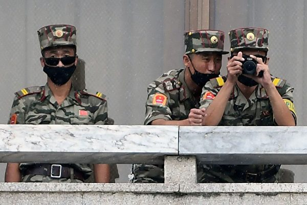 两名北韩女子偷渡鸭绿江 遭枪击身亡