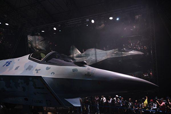 【时事军事】SU-75亮相莫斯科航展 五代机又添变数