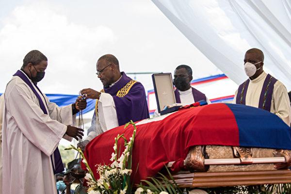 海地总统侍卫长被捕 疑有更多内部人员涉案