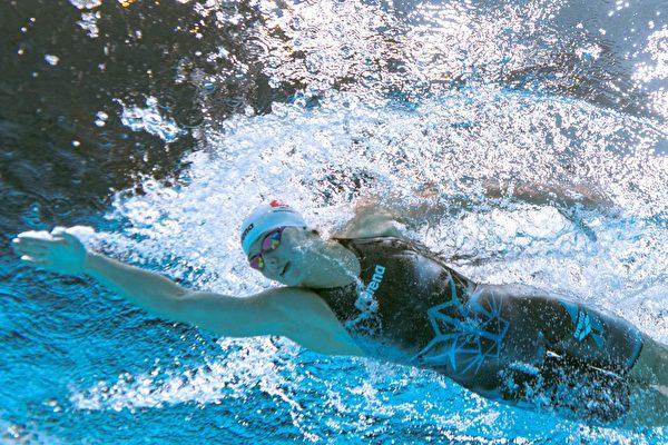 東奧7.27 港泳將何詩蓓次名晉級 歷史性入奧運游泳決賽