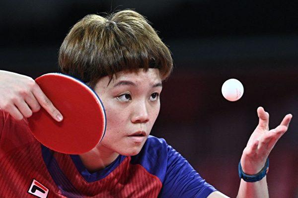 東奧7.27 港女單乒杜凱琹先挫韓天才申宥彬 再以4:1勝荷蘭晉八強