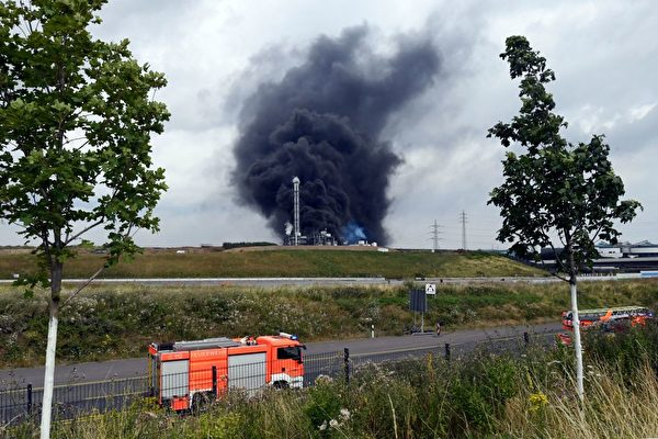 德國化工區爆炸1死多傷 當局發極度危險警告