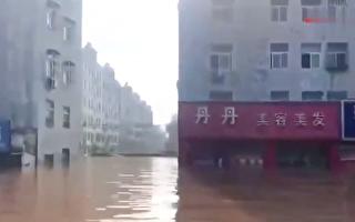 【一线采访】洪水淹城政府无作为 卫辉人大逃难
