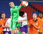 中國女足奧運三戰丟17球 小組墊底出局
