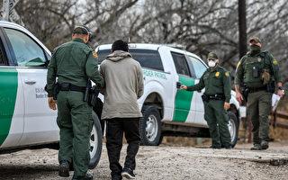 维护南部边境秩序 德州开始逮捕非法入境者