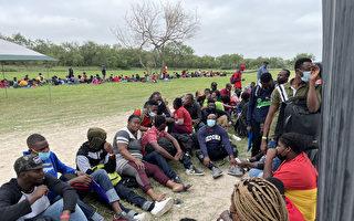南部地区非法移民激增 德州一周逮捕逾2万人
