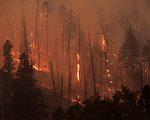 季风湿气抵湾区 未助燃北加州野火