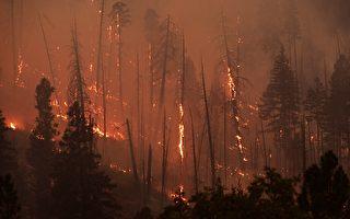 季風濕氣抵灣區 未助燃北加州野火