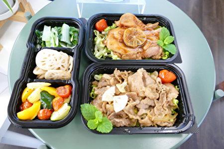不老夢想125號今年的營收與去年同期相比少了7成5,因此推出多元的午餐組合與結合中秋時節的外帶晚餐來度過這場「疫」外危機。