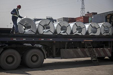 中國擬增出口關稅 業者估鋼鐵價格易漲難跌