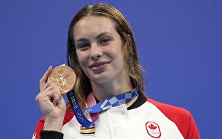 【東京奧運】多倫多泳將奧萊克夏克 再創獎牌紀錄