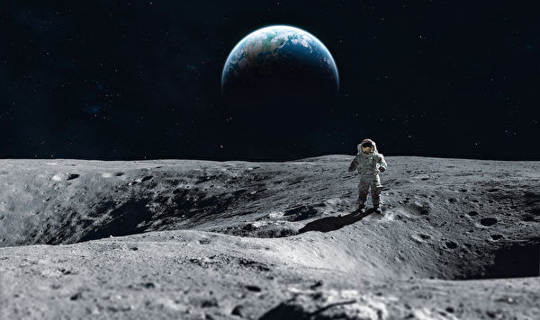 迷你雷达扫描月球 寻找水资源和宜居管洞