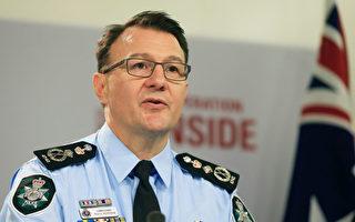 反制外國干預活動 澳警方將採取更多行動