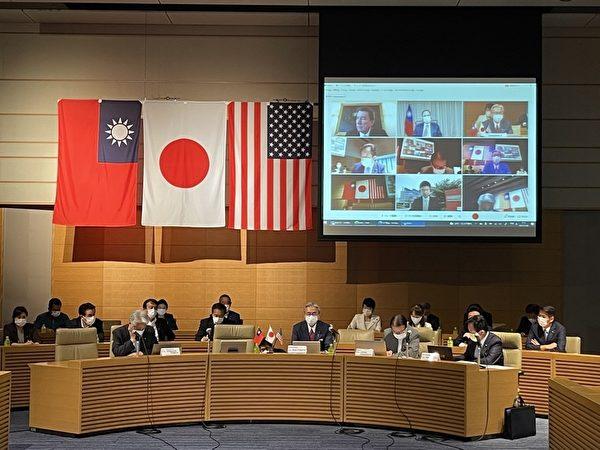 台美日國會戰略對話 神秘嘉賓安倍晉三出席