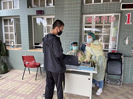 桃園療養院防疫天使堅守崗位讓防疫滴水不漏。