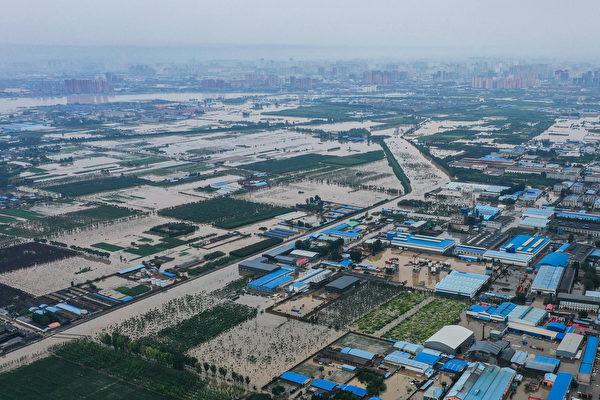 河南洪災重創中國糧倉 牽動世界糧食供應鏈