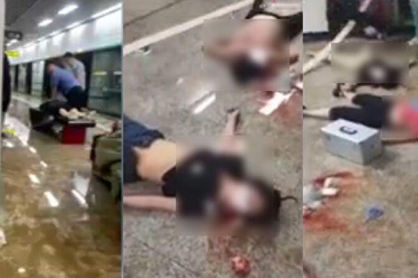袁斌:郑州地铁死者仅14人?这绝对是弥天大谎