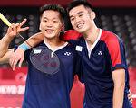東奧李洋、王齊麟晉男雙4強 刷新台灣羽球紀錄