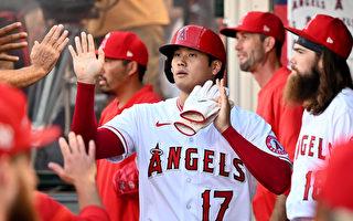 MLB大谷翔平37轰 稳居全垒打王