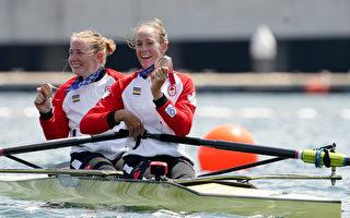 【東京奧運】第6天 加拿大女子雙人划艇獲銅牌