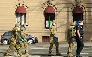 300名軍人將協助警方執法 上悉尼西南街頭巡查
