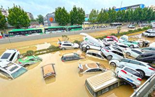 郑州洪灾刚过疫情升温 或引发官场震动