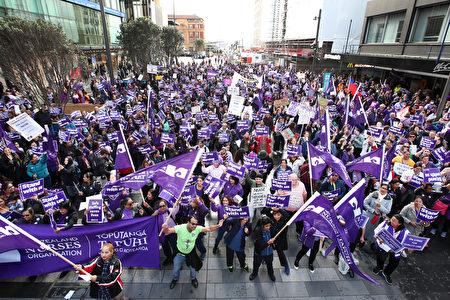 護士拒絕薪酬提議 罷工將取決於談判結果