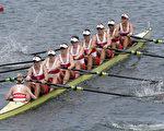 【東京奧運】女子八人划艇 加拿大摘金牌