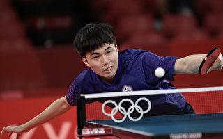 揭林昀儒桌球成长史 林父:盼儿要敬天、敬人