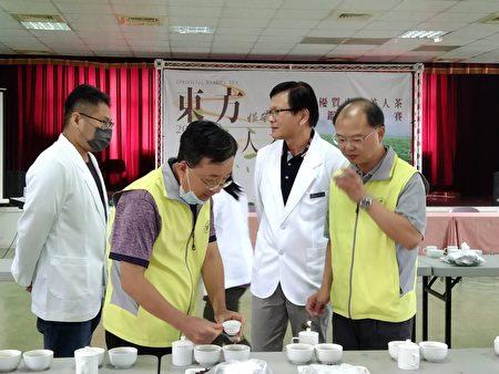茶业改良场专家学者的评选试炼后,期许本届的东方美人茶产业能更加稳定,品质更加提升。