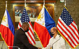 美国菲律宾全面恢复军事协定 剑指中共