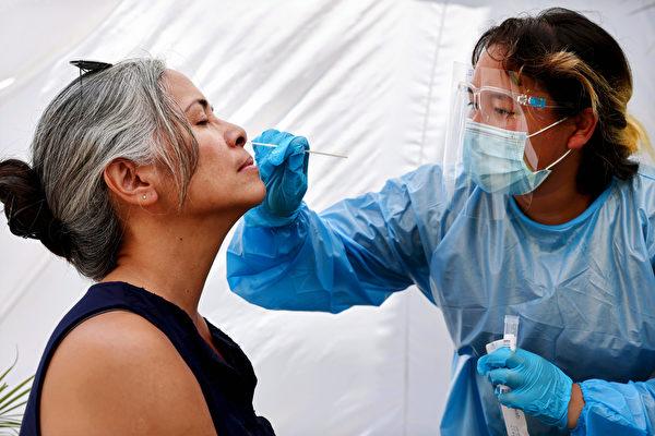 Delta毒株占新澤西新病例75% 但非唯一變種