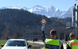 周日起仅三类人可入境德国 警方:恐引发混乱