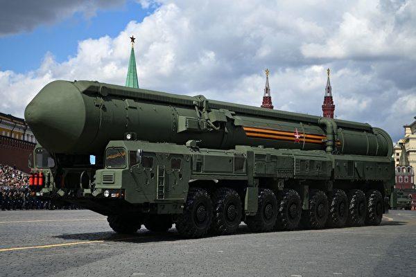 中俄军力对比 更现实的近邻威胁(二)