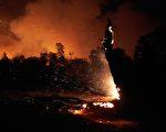 PG&E设备引发去年佐格山火 将面临刑事指控