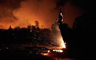 PG&E設備引發去年佐格山火 將面臨刑事指控