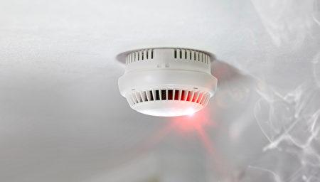安装烟雾报警器 不要犯这6个错误