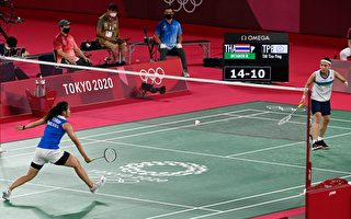 組圖:東奧羽球女單 戴資穎險勝進4強