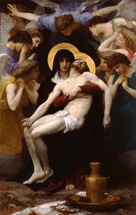 《圣母怜子图》