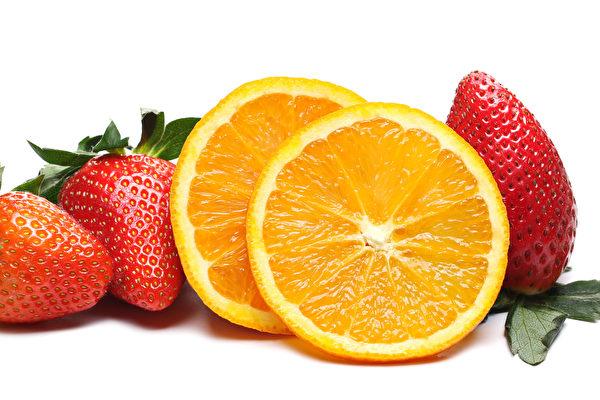 研究:草莓橙子辣椒等可減緩認知力下降