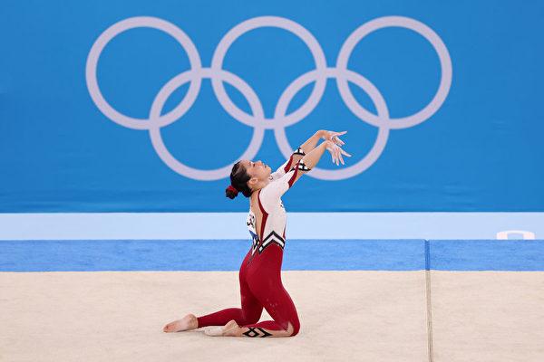 為什麼奧運女子自由體操配音樂 男子卻沒有