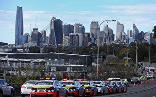 千名警察巡邏一天 開出逾250張罰單 逮捕8人