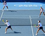東奧7.31 女網雙打巴西摘銅 令人跌破眼鏡